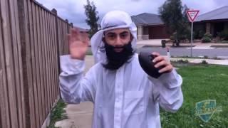 Страшные розыгрыши над людьми! Араб с бомбой НОВОЕ! Scare Prank #16