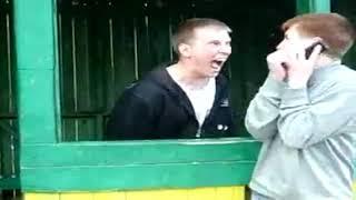 Смешные испуги людей и животных (Посмейся, только не лопни)