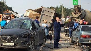 Подборка жестких аварий!! Аварии от Car Crash