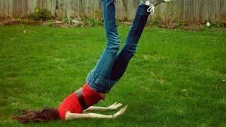 Падение людей! Видео падений людей!  смешные видео про падения людей