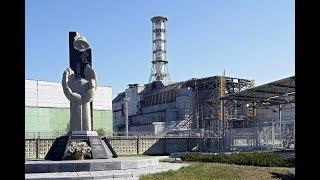 Чернобыль - жуткие кадры сразу после взрыва 26 апреля