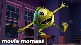Корпорация монстров (2001) - Смех дает больше энергии (10/10) | movie moment