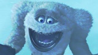 Почему они меня прозвали ужасным снежным человеком? Прозвали бы лучше прекрасным снежным человеком!