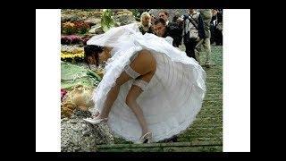 Смешное видео  Приколы на свадьбе