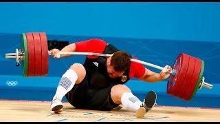 СПОРТИВНЫЕ НЕУДАЧИ на Олимпиаде, Падения и Провалы в Спорте //  Olympic Epic Fail Compilation