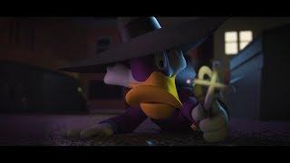 Darkwing Duck and Batman in 3D Animation | Черный плащ и Бэтмен - 3D Анимация